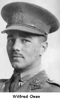 Wilfred owen essay - Approved Custom Essay Writing Service You Can ...
